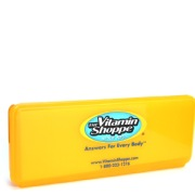 Vitamin Shoppe Pocket Pack,  Yellow
