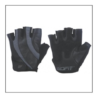 Biofit Pro-Fit Gloves Womens (1130),  Grey & Black  Large