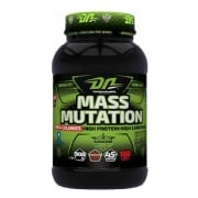 Domin8r Nutrition Mass Mutation,  2 lb  Chocochino