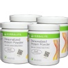 Herbalife Personalized Protein Powder Pack of 4,  0.44 lb  Unflavoured