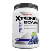Scivation Xtend BCAA (Intra Workout Catalyst),  2.58 lb  Grape Escape
