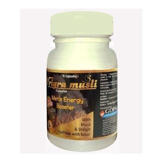 Vrinda Vrigra Musli,  10 capsules