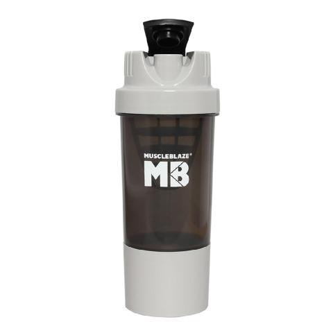 MuscleBlaze Cyclone,  Grey  600 ml