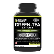 Protein Scoop Green Tea Extract,  90 capsules  Unflavoured