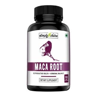 Simply Nutra Maca Root,  90 capsules
