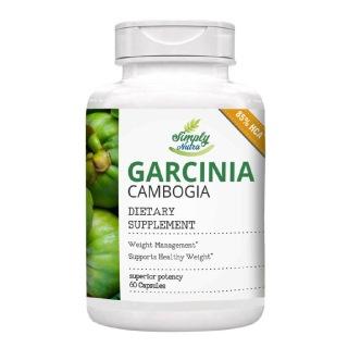 Simply Nutra Garcinia Cambogia,  60 capsules