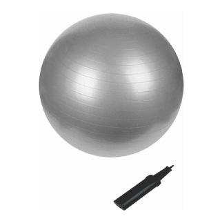 B Fit USA Anti Burst Gym Ball (3629-75),  Silver  75 cm