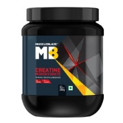MuscleBlaze Creatine Monohydrate,  Unflavoured  0.55 lb