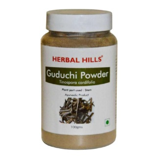 Herbal Hills Guduchi Powder,  0.1 kg