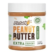 Pintola All Natural Peanut Butter,  0.350 kg  Extra Crunchy