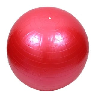 Lifeline Massage Gym Ball,  Red  75 cm