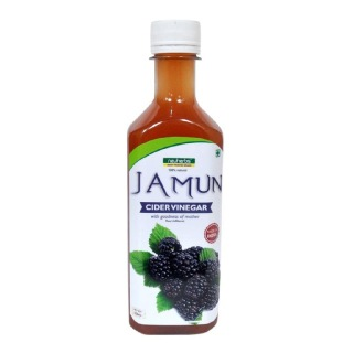 Neuherbs Jamun Cider Vinegar with Mother,  0.350 L  Unflavoured