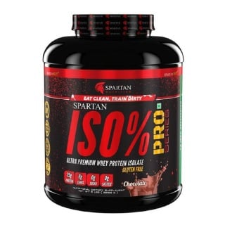 Spartan Nutrition ISO Pro Series,  5 lb  Chocolate