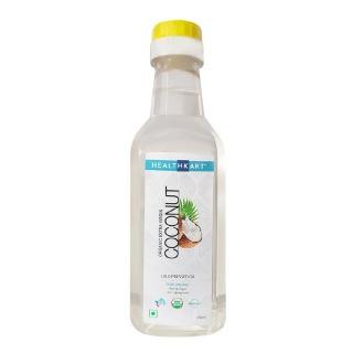 HealthKart Cold Pressed Organic Extra Virgin Coconut Oil,  0.250 L