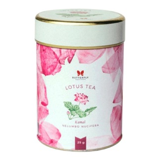 Butterfly Ayurveda Rose Tea,  Natural  25 g