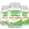 Morpheme Remedies Triphala (500 mg) Pack of 3,  60 capsules