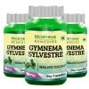 Morpheme Remedies Gymnema Slyvestre (500 mg) Pack of 3,  180 capsules