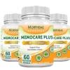 Morpheme Remedies Memocare Plus (500 mg) Pack of 3,  60 capsules