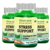 Morpheme Remedies Stress Support (600 mg) Pack of 3,  60 capsules