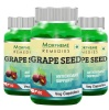Morpheme Remedies Grape Seed Extract (500 mg) Pack of 3,  60 capsules