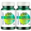 HealthKart Ginseng & Ginkgo Biloba, 60 tablet(s) - Pack of 2