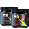 MuscleBlaze PRE Workout 300 Melon Twist - Pack of 2