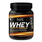 1 - INLIFE Whey Protein,  1 lb  Chocolate