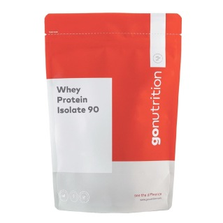 GoNutrition Whey Protein Isolate 90,  5.5 lb  Triple Chocolate