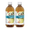 3 - HealthKart Apple Cider Vinegar Filtered - Pack of 2,  500 ml  Unflavoured