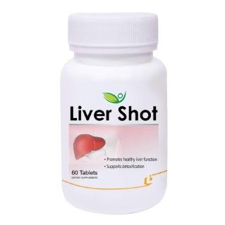 Biotrex Liver Shot,  60 tablet(s)