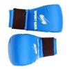 3 - SportSoul Classic Karate Gloves,  Blue  Free Size