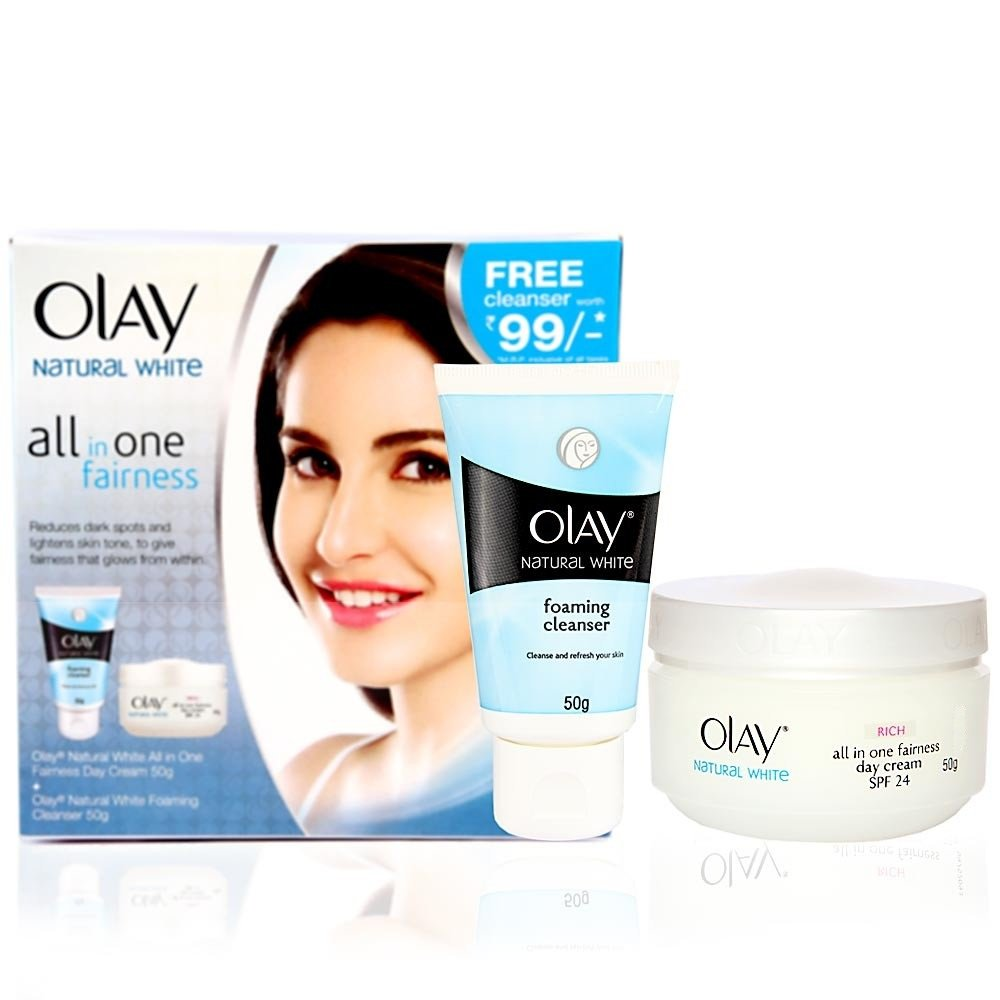 Olay Natural White Night Cream Limited Offer