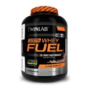 TWINLAB 100% Whey Protein Fuel,  Chocolate  5 Lb