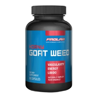 ProLab Horny Goat Weed,  60 capsules  Unflavoured