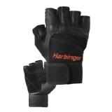 Harbinger Pro WristWrap Gloves,  Black  Extra Large