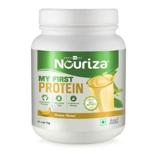 Nouriza My First Protein,  1 kg  Banana