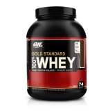 ON (Optimum Nutrition) Gold Standard 100% Whey Protein,  Double Rich Chocolate  5 Lb