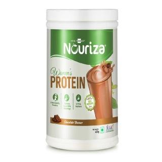 Nouriza Women's Protein,  0.88 lb  Chocolate