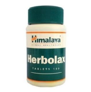 Himalaya Herbolax,  100 capsules
