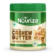 Nouriza Cashew Butter, Crunchy 0.2 kg