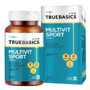 TrueBasics Multivit Sport One Daily Multivitamin,  90 tablet(s)  Unflavoured