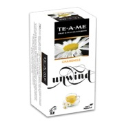 TE-A-ME Chamomile,  25 Piece(s)/pack  Fruit
