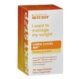 The Vitamin Shoppe Next Step Green Coffee 400,  90 veggie capsule(s)