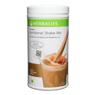 Herbalife Formula 1 Nutritional Shake Mix, 500 g Chocolate