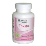 Morpheme Trikatu Supplements For Appetite Suppressant - 500 Mg Extract,  60 Capsules