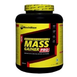 MuscleBlaze Mass Gainer Pro,  Chocolate  6.6 lb