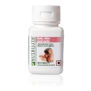 Amway Nutrilite Hair Skin And Nails,  Unflavoured  60 tablet(s)