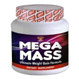SNT Mega Mass,  Chocolate  2.2 Lb