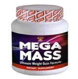 SNT Mega Mass,  Chocolate  2.2 Lb