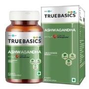 TrueBasics Ashwagandha, 60 capsules